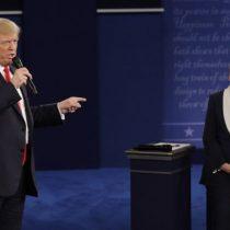 Debate presidencial en Estados Unidos: Clinton ataca a Trump por el polémico video en el que presume de agredir sexualmente a mujeres