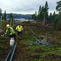 Por qué Noruega levanta un muro de acero en su frontera con Rusia, en un lugar que sólo se puede cruzar en bicicleta