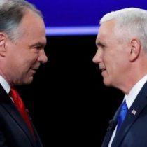 Debate por vicepresidencia de EEUU: las interrupciones del demócrata Tim Kaine se estrellan contra la serenidad del republicano Mike Pence