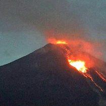 [VIDEO VIDA] La dramática erupción del volcán Colima de México resumida en 60 segundos