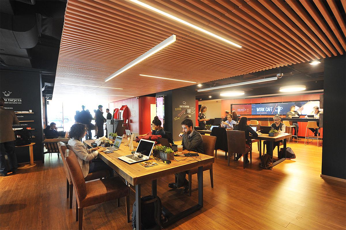 Santander revoluciona la forma de hacer banca en Chile
