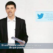 [VIDEO] #YoSíVoto: ministros de Chile llaman a sufragar en las próximas elecciones