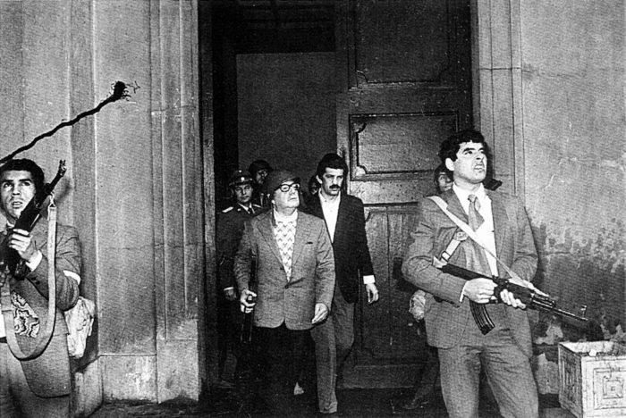 ¿Cuál era el deber de Allende?
