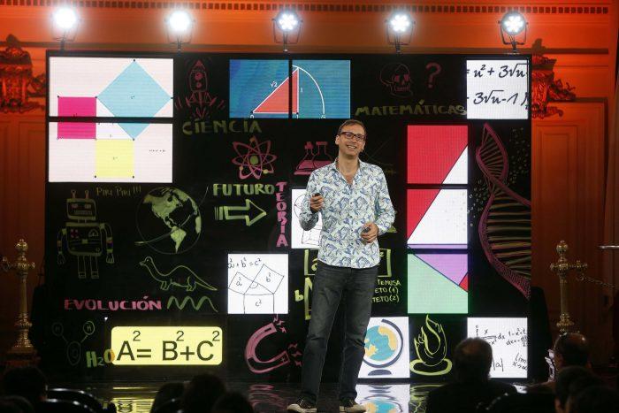 Teorema de Pitágoras y el vasto mundo oceánico: las estrellas del Congreso de Ciencias para niños