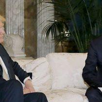 Japón le extiende la mano a Donald Trump, quien prometió en campaña cancelar acuerdos con ese país