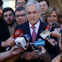 Brito advierte a la derecha sobre viabilidad electoral de Piñera: