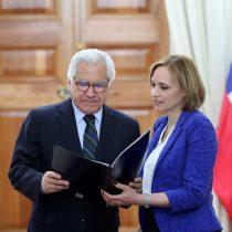 Goic pone paños fríos y entrega propuesta a ministro Fernández para salvar la relación del Gobierno y la Nueva Mayoría