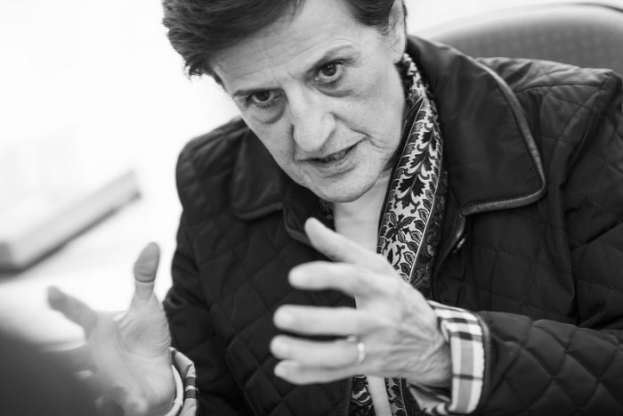 """Filósofa Adela Cortina: """"Es preciso transitar del egoísmo estúpido, que predica el neoliberalismo, a la cooperación inteligente"""""""