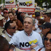 Uribe rechaza que nuevo acuerdo de paz con FARC sea refrendado en el Congreso