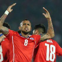 Chile sube en el ranking FIFA y alcanza el 4° lugar
