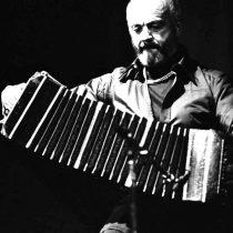 Homenaje a Astor Piazzolla de Solístico de Santiago en Centro Arte Alameda