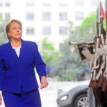 Bachelet encabeza consejo de gabinete marcado por crisis en la Nueva Mayoría