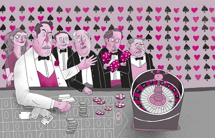 Libro rescata la historia de los casinos, la hípica y los juegos de azar en Chile