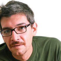 Escritor Emiliano Monge en Cátedra en homenaje a Roberto Bolaño UDP