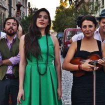 Tracalá, Parque de Imaginarios Musicales en Corporación Cultural de Recoleta. Entrada liberada