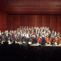Una Novena sinfonía de Beethoven con altos y algunos bajos cautivó en la Gala Anual del Teatro del Lago