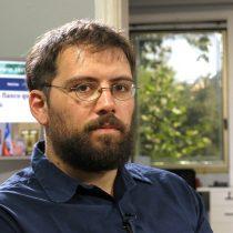 """Pablo Ortúzar (IES) sobre la pugna de poder de fondo en la carrera presidencial de la derecha: """"Es un momento ideológicamente crítico para el sector"""""""