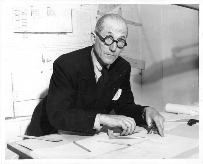 Le Corbusier en América