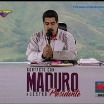 [VIDEO] Maduro ahora habla bien de Trump y aspira a tener