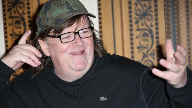 Cómo el cineasta Michael Moore predijo el triunfo de Trump
