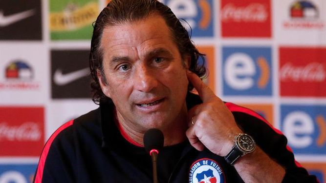 Pizzi en la previa del duelo con Colombia: