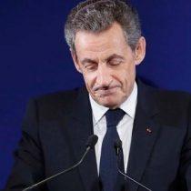 Policía detiene a Nicolás Sarkozy en investigación sobre financiamiento ilegal de su campaña en Francia