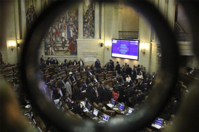 Los 5 hechos clave de la refrendación del acuerdo de paz con las FARC en Senado colombiano