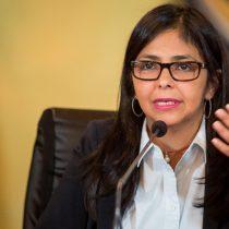 Canciller venezolana dice que liberación de opositores es una primera señal