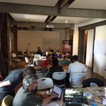 El hackathon: La innovadora tendencia audiovisual que desembarcó en Valparaíso