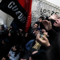 """""""No es menor que este año, donde la movilización terminó en tomas reventadas y confrontación directa, sean  las universidades con estudiantes más pobres"""""""