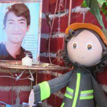 La búsqueda interminable de Álvaro Plaza, el bombero héroe de Diego de Almagro