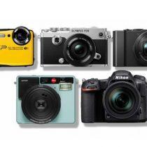 Las mejores nuevas cámaras para los viajeros