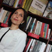 "Carola Canelo en campaña: ""Si gana Lagos o Piñera, tendremos paros y tomas todos los meses, porque el descontento social será incalculable"""
