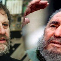 [VIDEO] Slavoj Žižek se refiere a la muerte de Fidel Castro y dice que