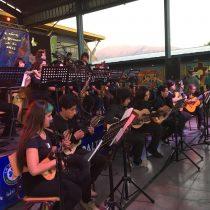 Colegio artístico floridano celebra en grande su tercer aniversario