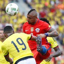 Punto de oro: Chile rescata un empate ante Colombia