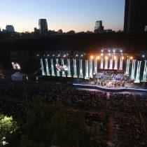 Más de 6.000 personas asistieron a concierto gratuito en plena Alameda