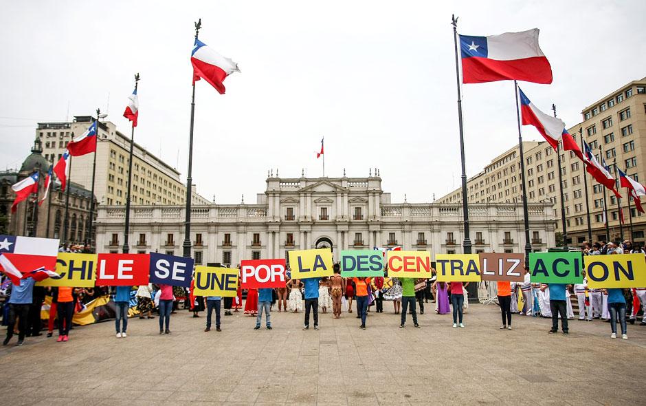Macroregiones, hacia una verdadera descentralización en Chile