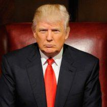 Trump abraza el lema de