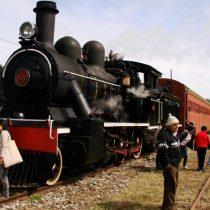 Un viaje lleno de nostalgia en el tren turístico