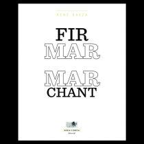 """Lanzamiento libro """"Firmar Marchant"""" en Furia del Libro, Centro GAM"""