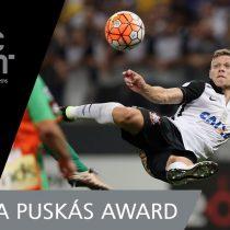 [VIDEO] Estos son los 10 nominados al Premio Puskás de la FIFA por