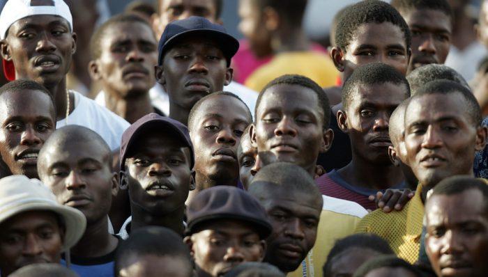 Decenas marchan en República Dominicana contra presencia de haitianos en el país