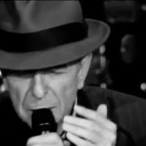 [VIDEO C+C] Hallelujah de Leonard Cohen: el poeta de la voz cálida y abismal