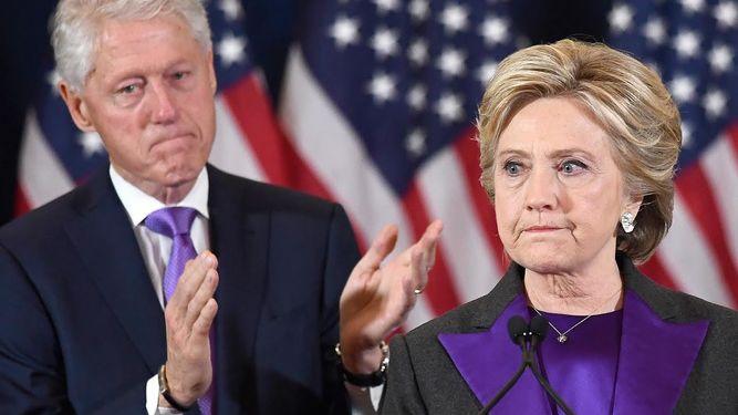 La corrupción y la caída final de los Clinton