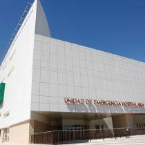 Crisis al interior del Hospital de Rancagua: 170 médicos renuncian para que director del Servicio de Salud deje su cargo