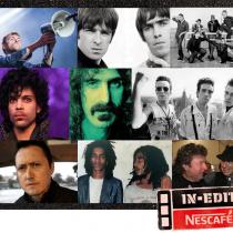 Festival In Edit Nescafé viene con todo para estrenar filmes de Blur, Oasis, Prince, Janis Joplin y The Clash