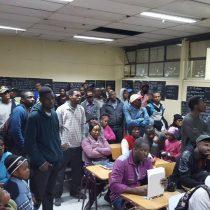 Escuela popular le hace la pega al Estado: Incluir culturalmente a los haitianos