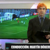 [VIDEO] Jorge Alís se burla de Martín Liberman en video subido a YouTube