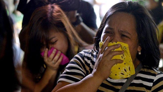 ¿Por qué no están recogiendo a los muertos de la guerra contra las drogas en Filipinas?